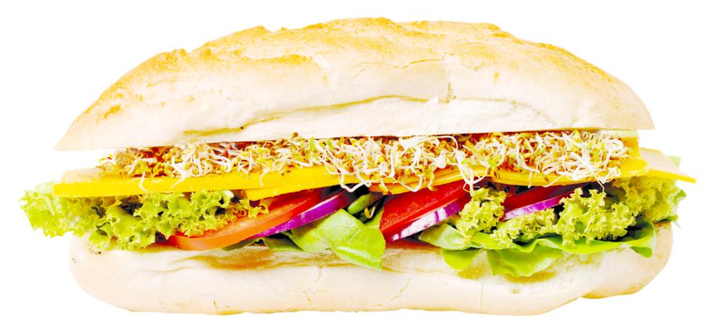 Hoagie, sandwich, sub
