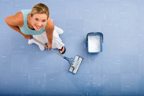 Floor cleaning services by MaidPro