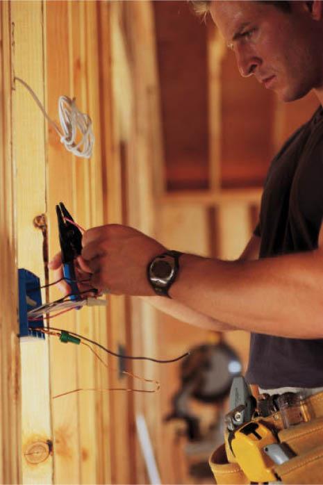 electrical, decks, fences