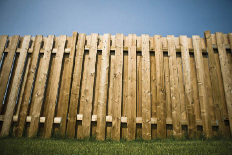 Privacy & security fencing