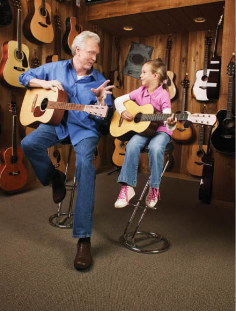 Guitar, Music, Music Lesson, Learning
