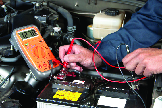 Check engine light diagnostic testing at Auto Tech Plaza