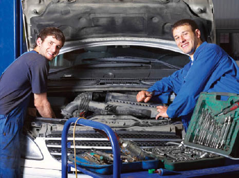 A/C Hot? Have it checked today at J&J Automotive repairs LLC
