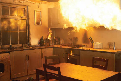 Fire & Smoke Damage Cleaning near Rancho Mirage, CA