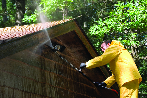 roof and gutter cleaning virginia beach va