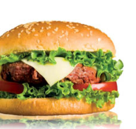 Big Star Drive In Cheeseburger Burger in Kenosha, WI