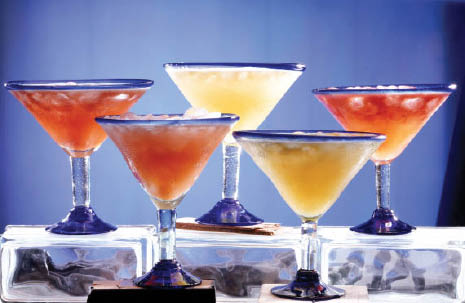 mixed drinks