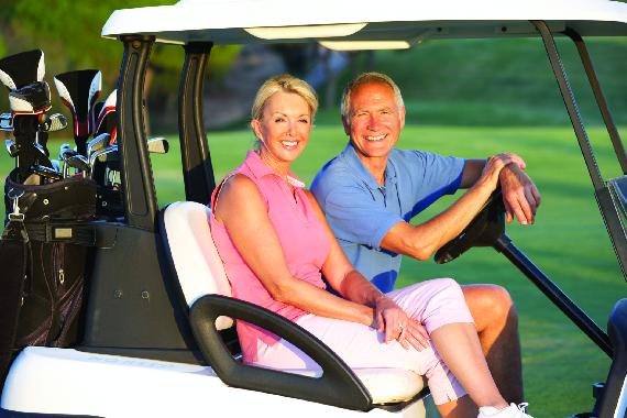 golf carts for sale st louis