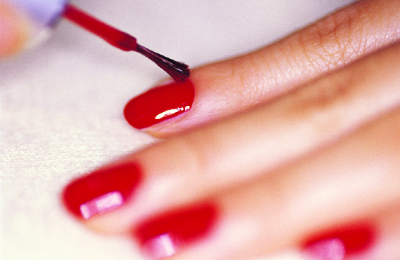 Las Vegas coupons nail spa pedicure manicure