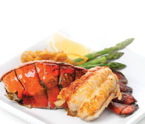 Largest Selection of Seafood In The Area!