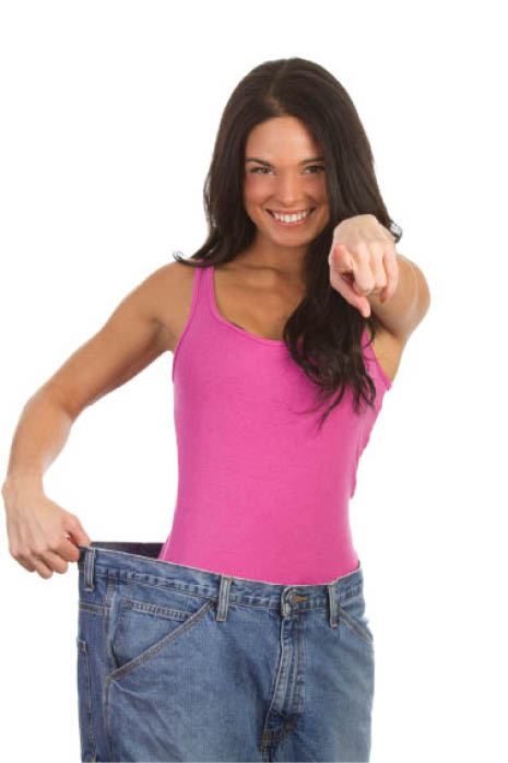 Weight loss results are just one measure of how you are reaching your goals