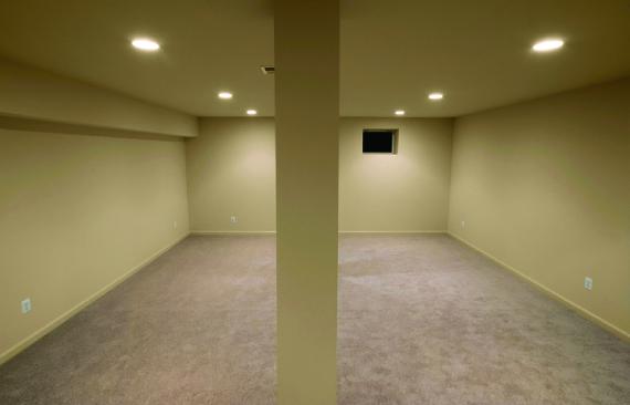 basement, waterproofing, drywall, framing