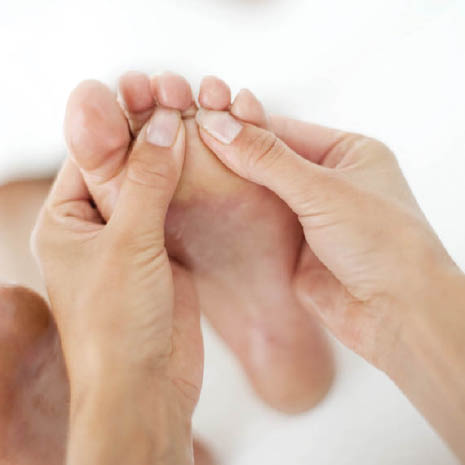 Top Ten Nails Spa of Aurora, CO offers reflexology and foot massage