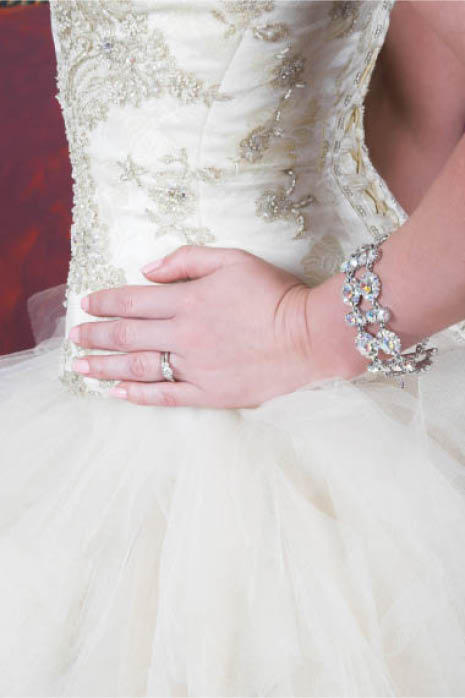 Bubbles Dry Cleaning offers expert Wedding Gown Preservation & Tailoring Services
