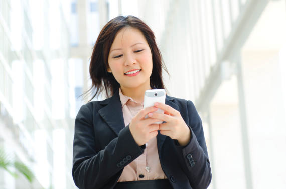 smartphone help, training lessons