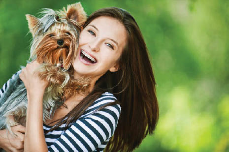 Adult orthodontic treatment including braces at Modern Orthodontics in Bristow VA