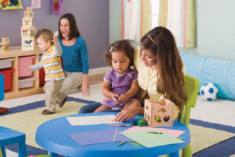 educational programs for toddlers in MO