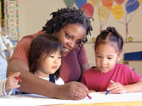 learning, daycare, children