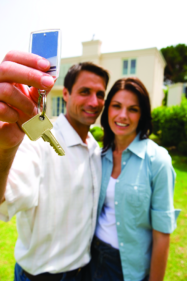 end of the home buying process