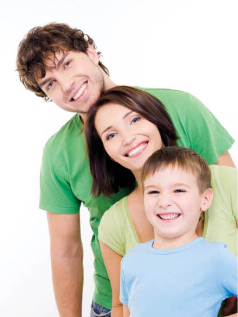 Family dentistry designed with your comfort in mind