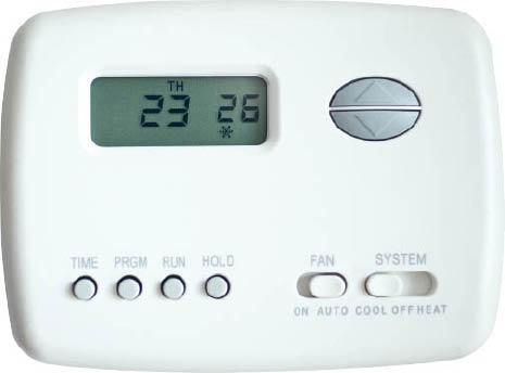 Update your home with a new air conditioning thermostat