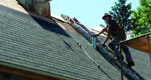 Roofing, Roofer, Houses, House, Metal, Asphalt, Rubber, Installation, Flashing, Chimneys, vent pipe collars, skylights, shingle blow-offs, black-streak removal, roof cleaning