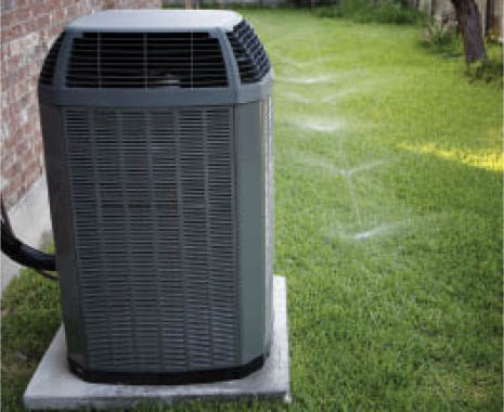Keep your home cool with a new HVAC system