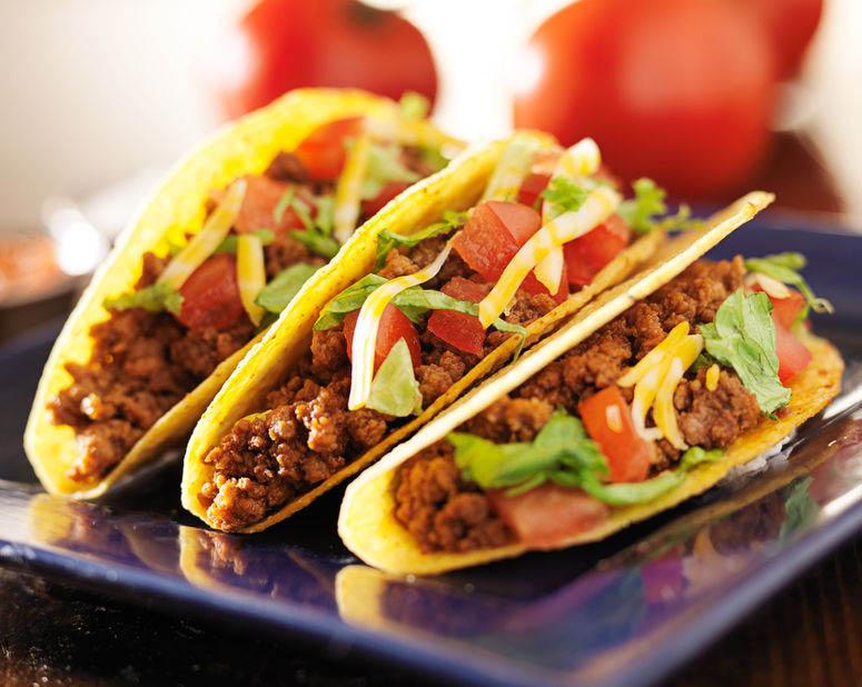Taco's, Quesadillas, Burritos, Fajitas & More