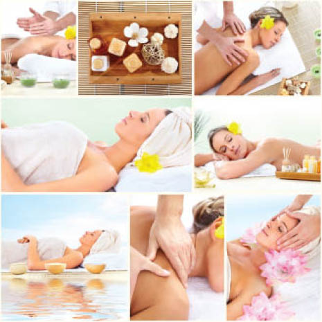 Many types of massage therapies