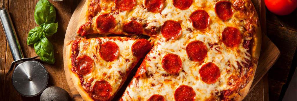 Pop's Pizza banner