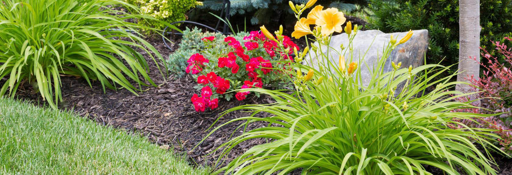 Warners Landscaping in Duncanville, PA Banner Ad