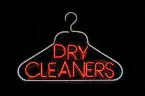 Printable coupons for dry cleaning