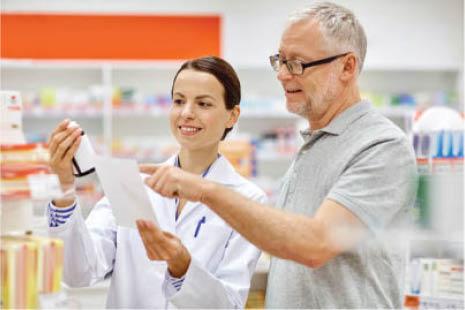 Prescription compounding services