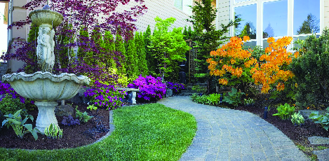 landscaping service; outdoor design Georgia