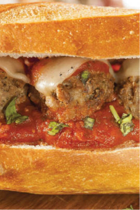subs, sandwiches, meatball, chicken parmigiana