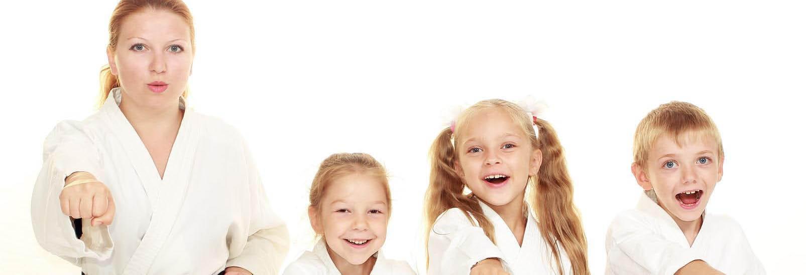 family taekwondo banner image