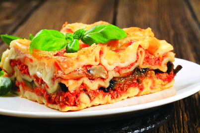 meatless lasagna