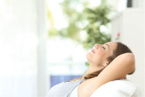 Breathe fresh air in your home