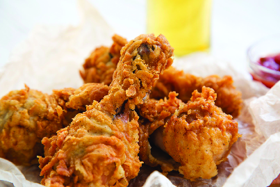 fried chicken from sharks 183rd