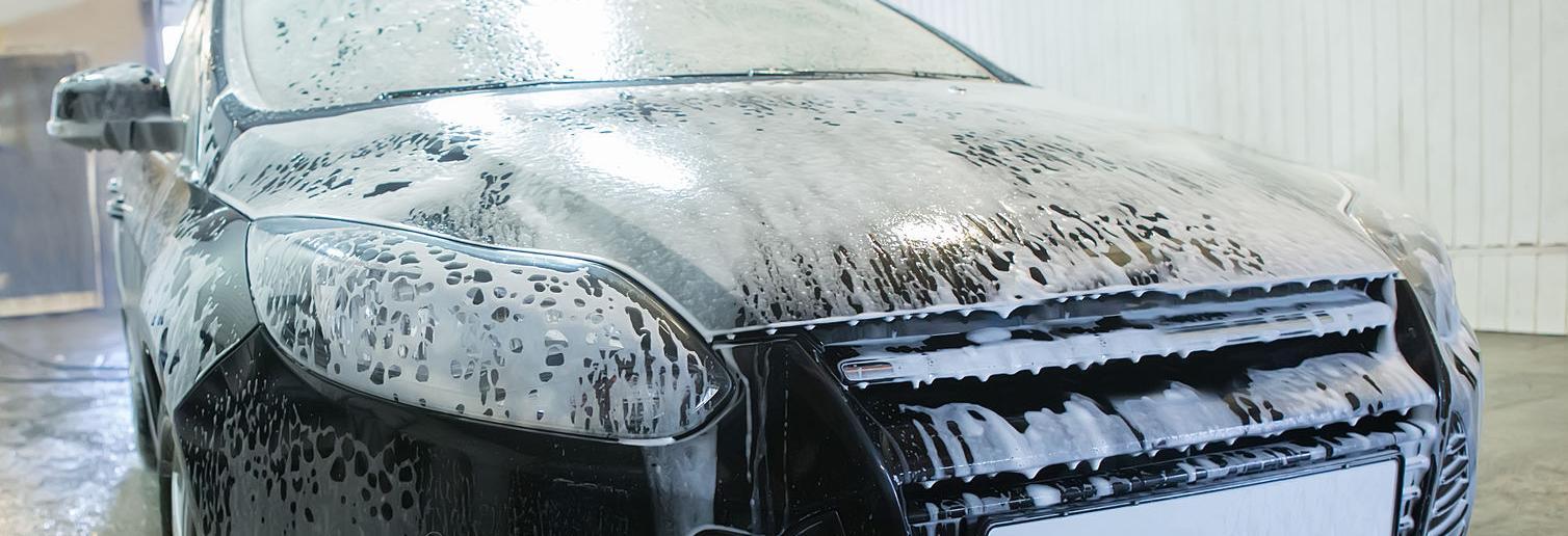 Pacific Car Wash Fremont CA banner