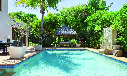 Outdoor in-ground pool Sarasota