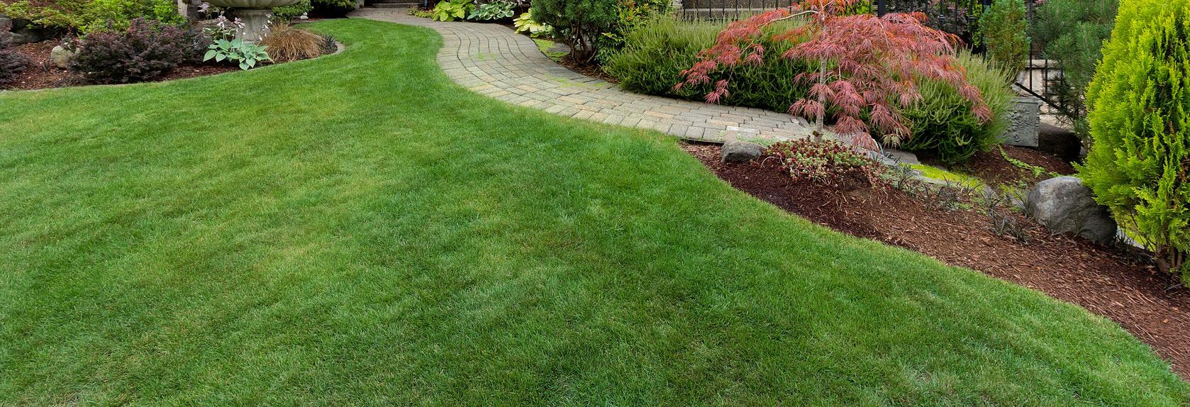 Excellence Landscaping banner Lockport, IL