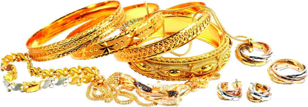 We buy old, scrap or broken gold jewelry