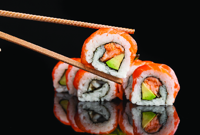 All you can eat sushi & Hibachi made to order