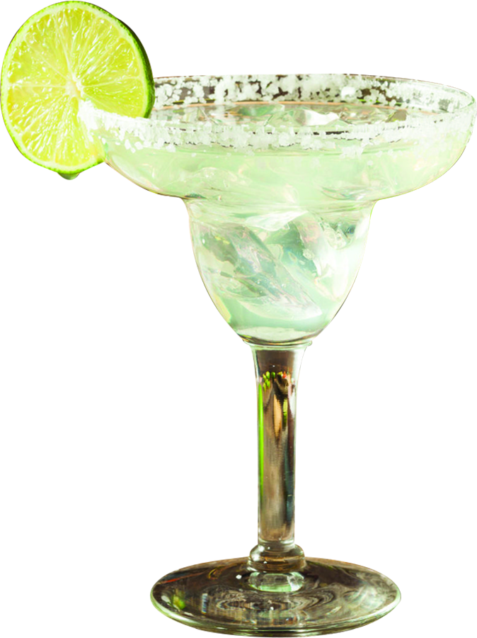 Delicious lime margarita