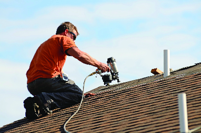 Roof replacement contractor