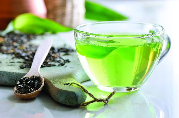 Green tea Sip Coffee Bar in Mastic NY