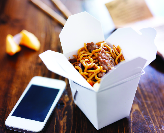 Chinese beef chow mein