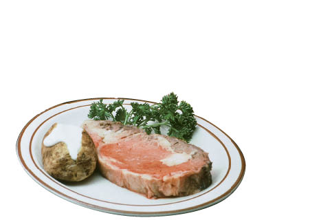 Prime Rib at Pate's Restaurant in Chatham, MA slow oven roasted to perfection. Come in today & enjoy!