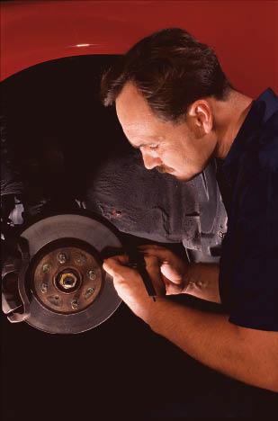 Brake repair service in Marietta at BP Car Care Center